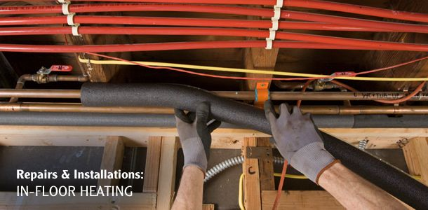 Repairs & Installations: Plumbing - leaking pipe