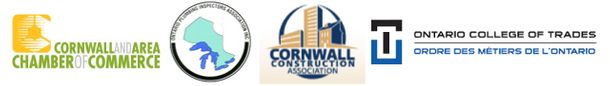Cornwall Construction Association | Ontario Plumbing Inspectors Association | Cornwall and Area Chamber of Commerce | Ontario College of Trades